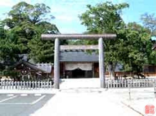 丹後国一宮 名神大 元伊勢 籠(この)神社