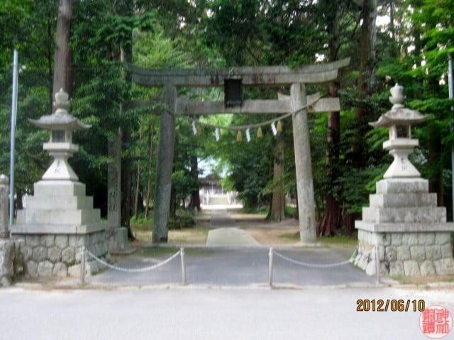 式内 須佐神社