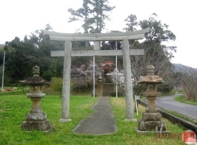 式内 長見神社