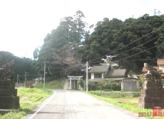 式内 生馬神社