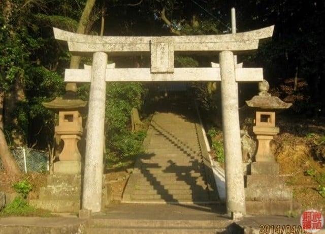 式内 阿袮神社