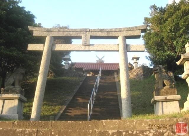式内 佐志武神社