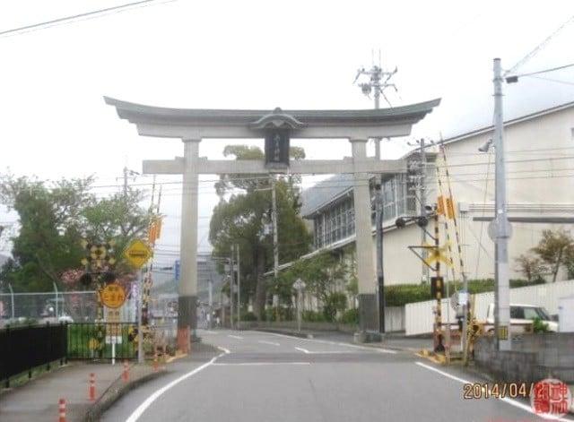 式内 兵主神社(兵庫県西脇市黒田庄町)