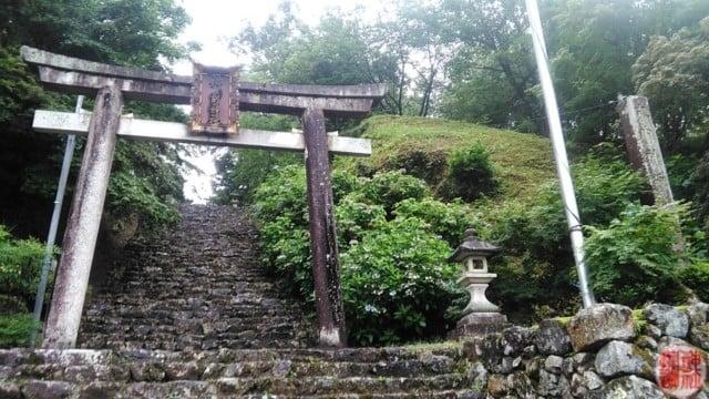 式内 神前神社