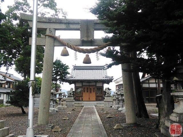 式内 小江神社(東尾上)