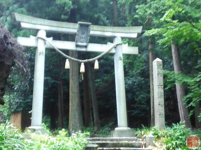 式内 大沢神社