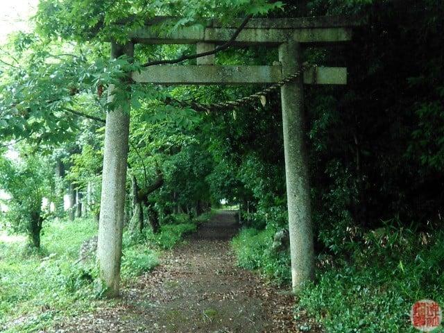 式内 横山神社(横山)